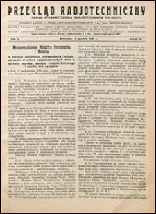 Przegląd Radjotechniczny 1924 nr 24