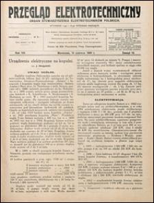 Przegląd Elektrotechniczny 1926 nr 12