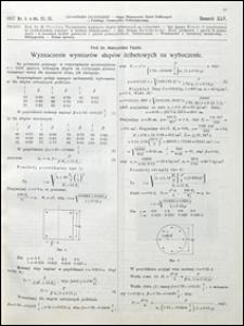 Czasopismo Techniczne 1927 nr 4