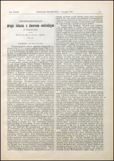 Przegląd Techniczny 1895 listopad