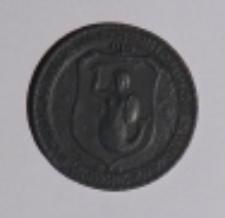 Medal z 1915 r. okazji otwarcia Uniwersytetu i Politechniki w Warszawie
