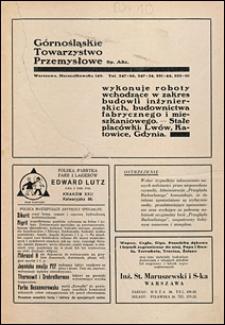 Przegląd Budowlany 1930 nr 10