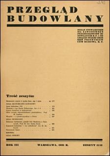 Przegląd Budowlany 1931 nr 11-12
