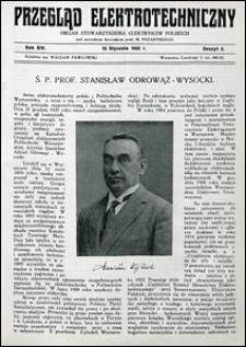 Przegląd Elektrotechniczny 1932 nr 2
