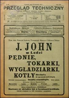 Przegląd Techniczny 1923 nr 46