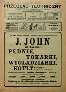 Przegląd Techniczny 1923 nr 49
