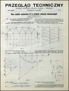 Przegląd Techniczny 1909 nr 6