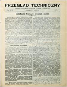 Przegląd Techniczny 1909 nr 15