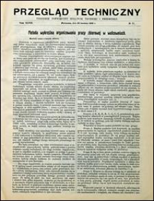 Przegląd Techniczny 1909 nr 17