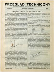 Przegląd Techniczny 1909 nr 25