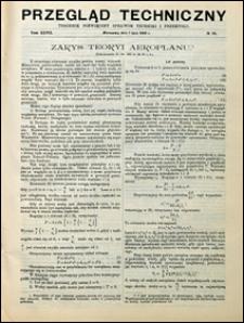 Przegląd Techniczny 1909 nr 26