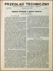 Przegląd Techniczny 1909 nr 29