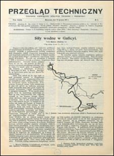 Przegląd Techniczny 1911 nr 2
