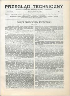 Przegląd Techniczny 1911 nr 7