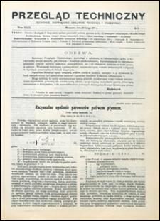 Przegląd Techniczny 1911 nr 8