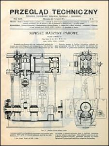 Przegląd Techniczny 1911 nr 36