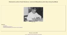 Piśmiennictwo profesor Wandy Polaczkowej - zestawienie bibliograficzne i pełne teksty wybranych publikacji