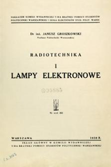Radiotechnika i lampy elektronowe