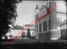 Cerkiew obronna Zwiastowania NMP. Widok z przed 1939 roku. Supraśl