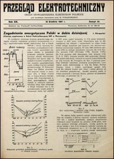 Przegląd Elektrotechniczny 1937 nr 24