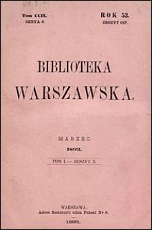 Biblioteka Warszawska 1893 t. 1 z. 3