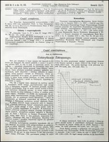 Czasopismo Techniczne 1926 nr 6
