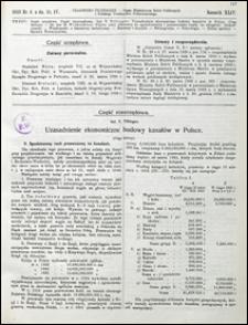 Czasopismo Techniczne 1926 nr 8