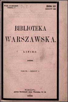 Biblioteka Warszawska 1899 t. 3