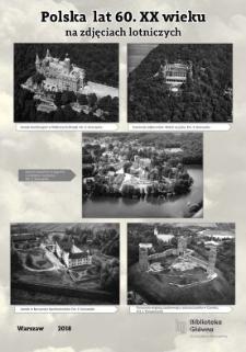 Polska lat 60. XX wieku na zdjęciach lotniczych. Plakat 6