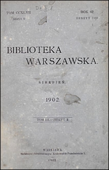 Biblioteka Warszawska 1902 t. 3 z. 2