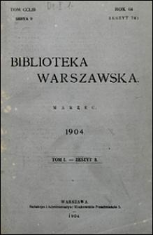 Biblioteka Warszawska 1904 t. 1 z. 3