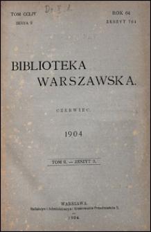 Biblioteka Warszawska 1904 t. 2 z. 3