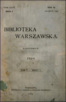 Biblioteka Warszawska 1904 t. 4 z. 1
