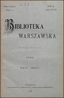 Biblioteka Warszawska 1906 t. 4 z. 1