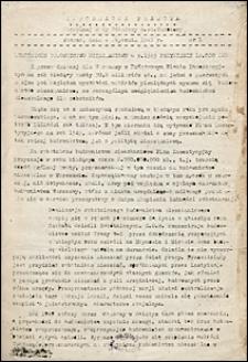 Informacja Prasowa Naczelnej Rady Odbudowy m. st. Warszawy 1949 nr 1-50