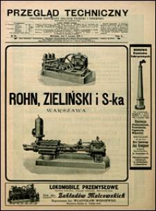 Przegląd Techniczny 1912 nr 23