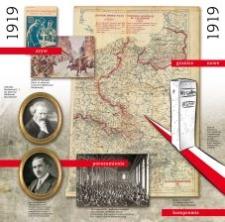 Kierunek Niepodległa. 1919 grafika 1