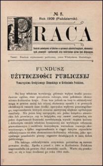 Biblioteka Warszawska 1909 t. 4 z. 1