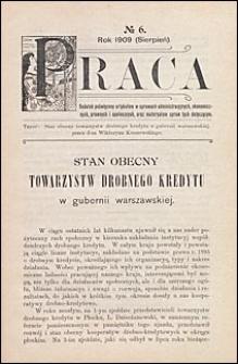 Biblioteka Warszawska 1909 t. 3 nr 6 dodatek