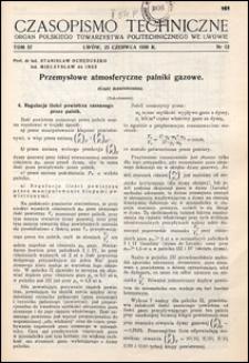 Czasopismo Techniczne 1939 nr 12