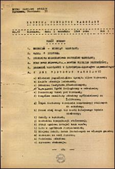 Kronika Odbudowy Warszawy 1946 nr 15