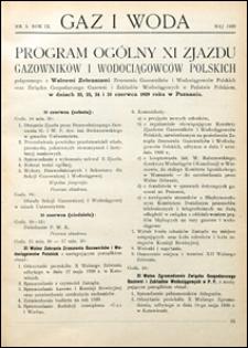 Gaz i Woda 1929 nr 5