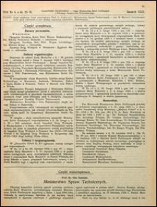 Czasopismo Techniczne 1924 nr 4