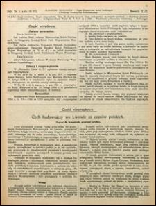 Czasopismo Techniczne 1924 nr 5
