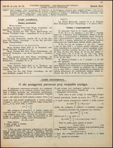 Czasopismo Techniczne 1924 nr 18