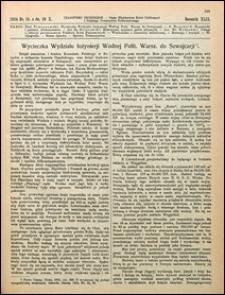 Czasopismo Techniczne 1924 nr 19