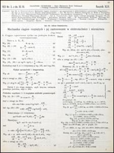 Czasopismo Techniczne 1931 nr 5