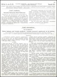 Czasopismo Techniczne 1931 nr 14