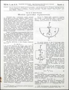 Czasopismo Techniczne 1933 nr 11