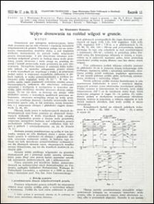 Czasopismo Techniczne 1933 nr 17